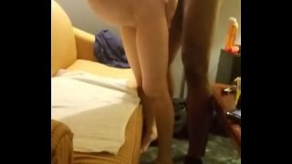 my wife with bbc