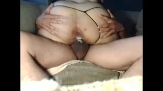 Pregnant girlfriend riding my dick with her CREAMY ass WET Pussy till I cum inside her pussy (Part 1)